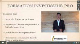 Formation Investisseur Pro